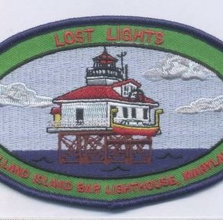 Lost Light Patch - Holland Island Bar