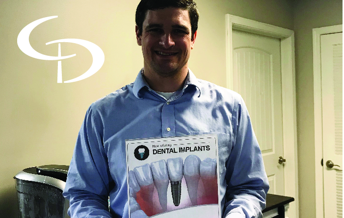 Now Offering Dental Implant Treatments