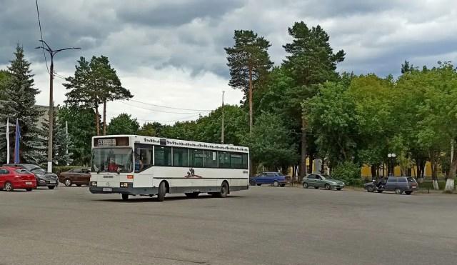 Автобус Оргтруд