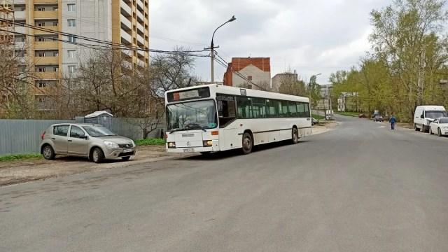 Диктора Левитана автобус