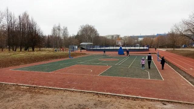 Добросельский парк ФОК