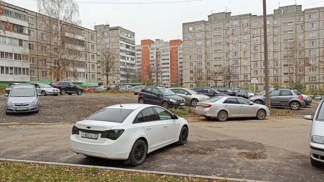 Доброе парковка