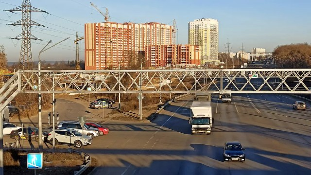 Пекинка трасса М-7
