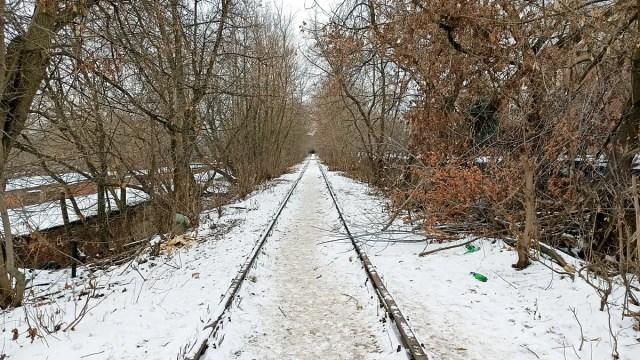 Микрорайон Северный железная дорога