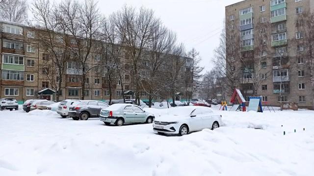 Балакирева парковка