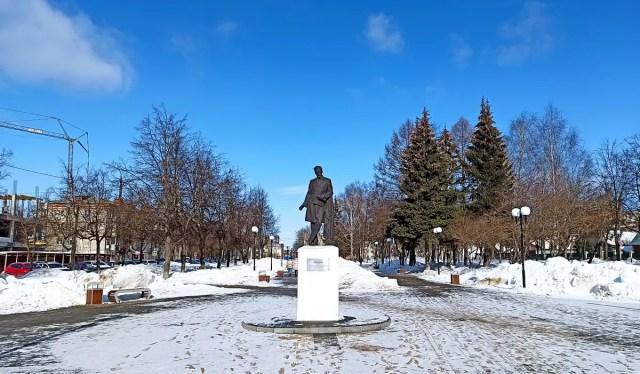 Сквер на Чайковского