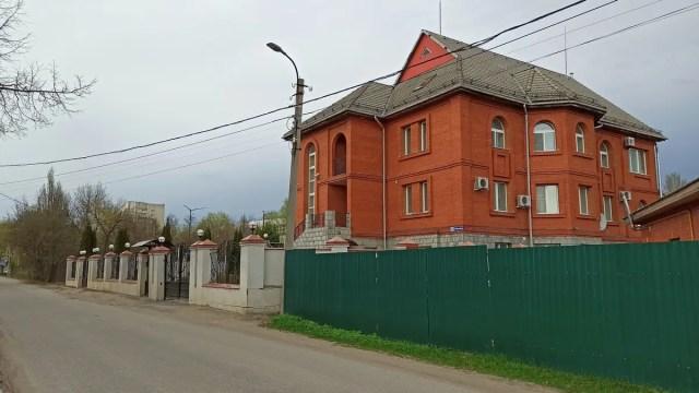 Дом Аникеева