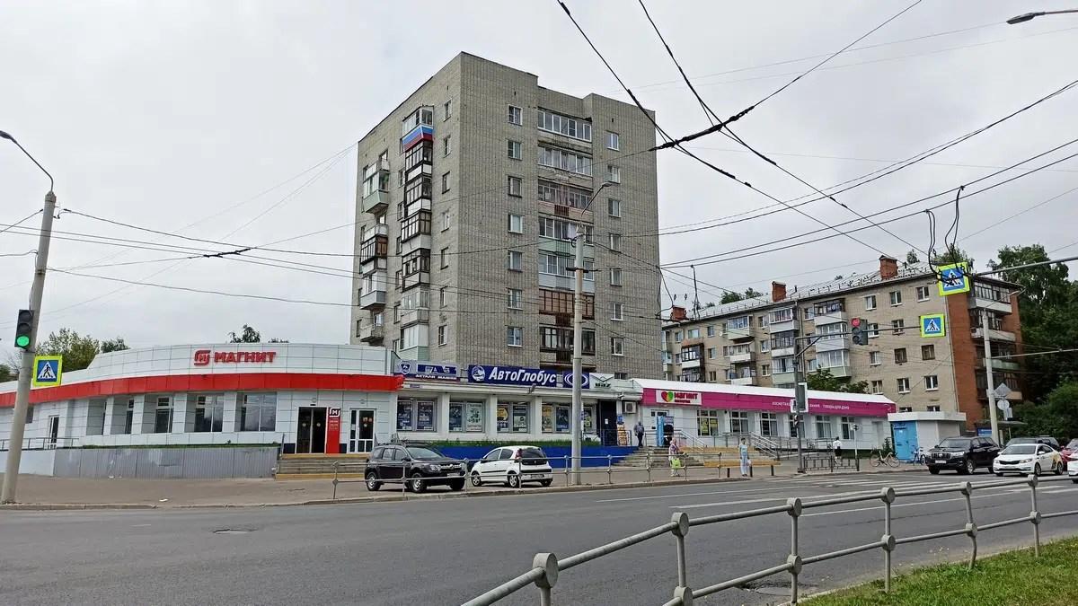 Рейтинг микрорайонов города Владимира: улица Мира (Рынок – кладбище)