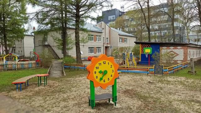 Диктора Левитана детский сад