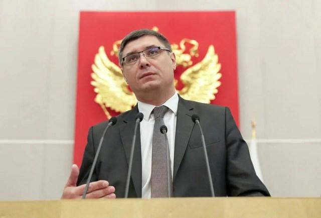 Александр Авдеев Госдума