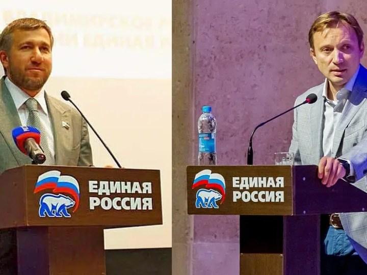 Григорий Аникеев и Игорь Игошин вновь прошли в Госдуму