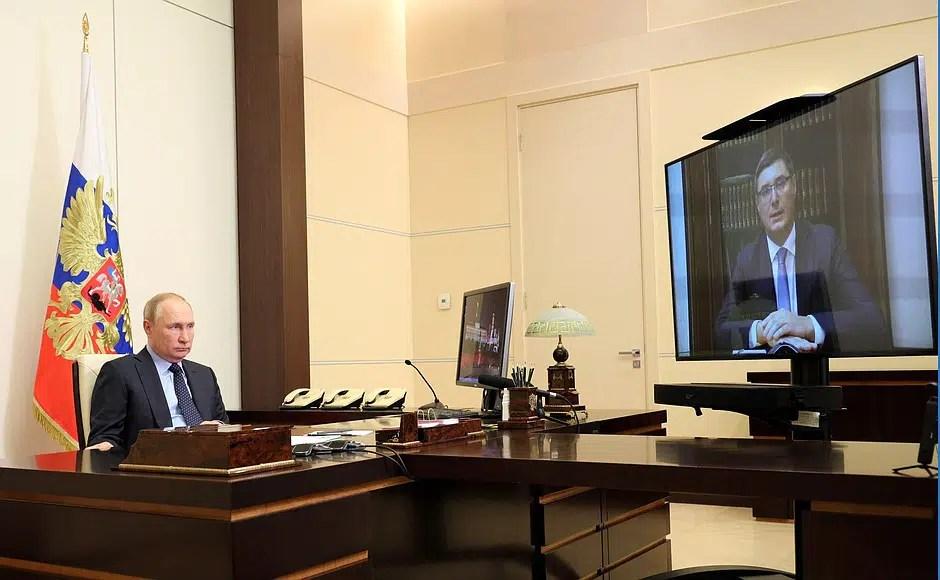 Врио губернатора Владимирской области назначили «варяга» Александра Авдеева
