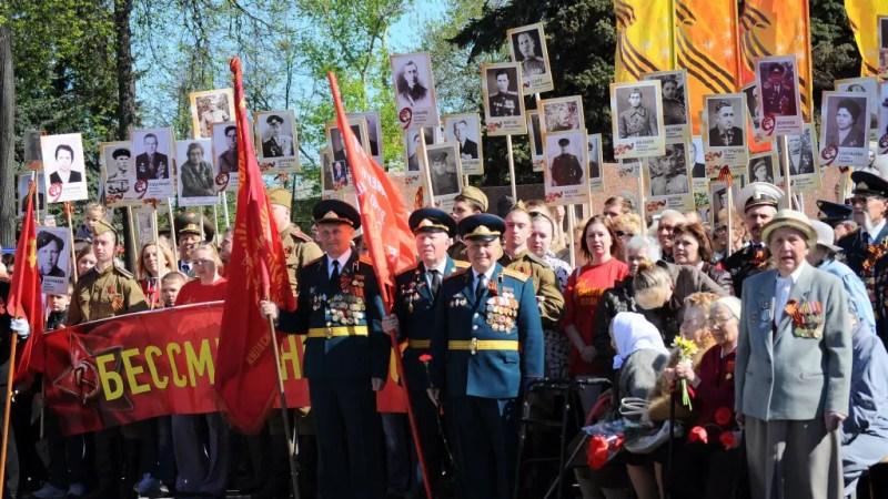 Владимирцев 9 мая приглашают на «самоизолированный» бессмертный полк