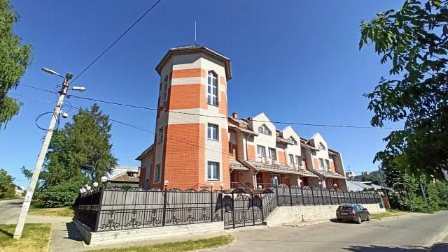 Дом Аникеев Федоров Балакирева
