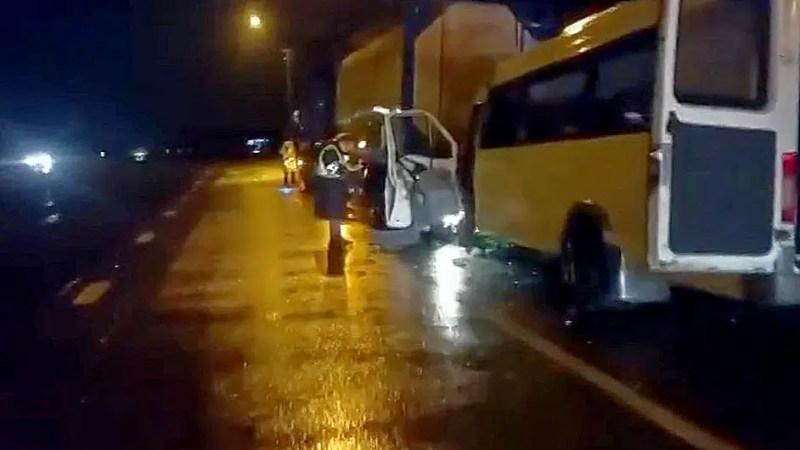 В ДТП под Владимиром с участием автобуса погибли 4 человека