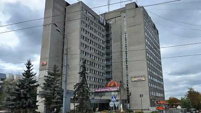 Гостинице «Заря» списали 269 млн рублей долгов