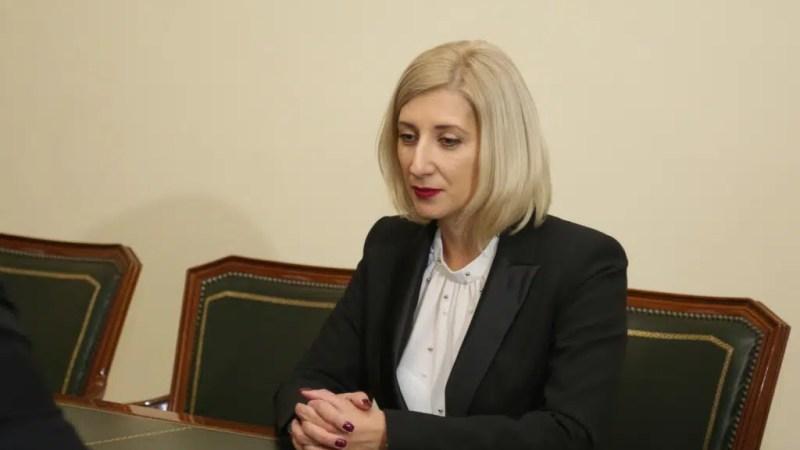 Зам Сипягина Ольга Гребнева ушла в отставку