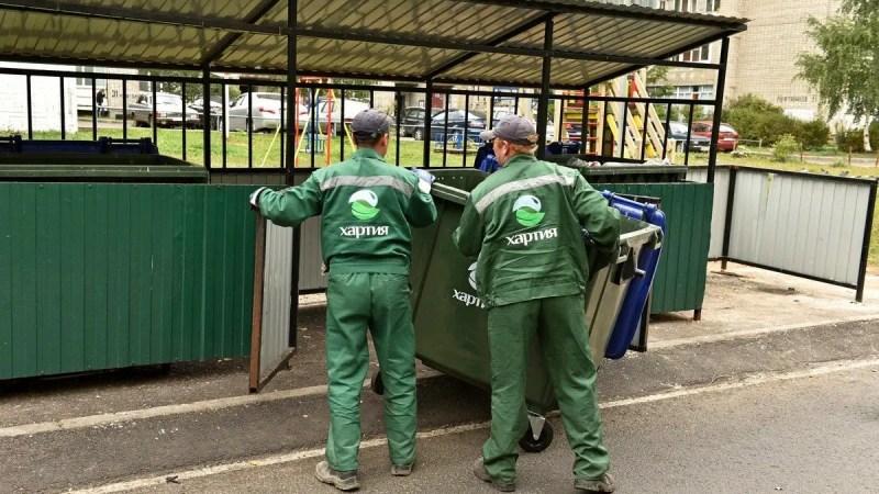 «Хартия» уберет мусороперегрузку из Покрова