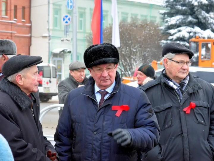 Умер экс-сенатор Евгений Ильюшкин