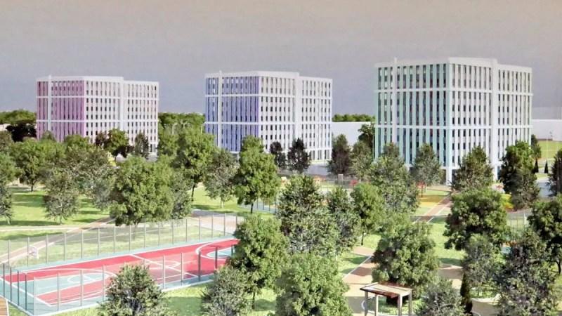 Строительство аникеевского квартала у «Глобуса» погрязло в судах