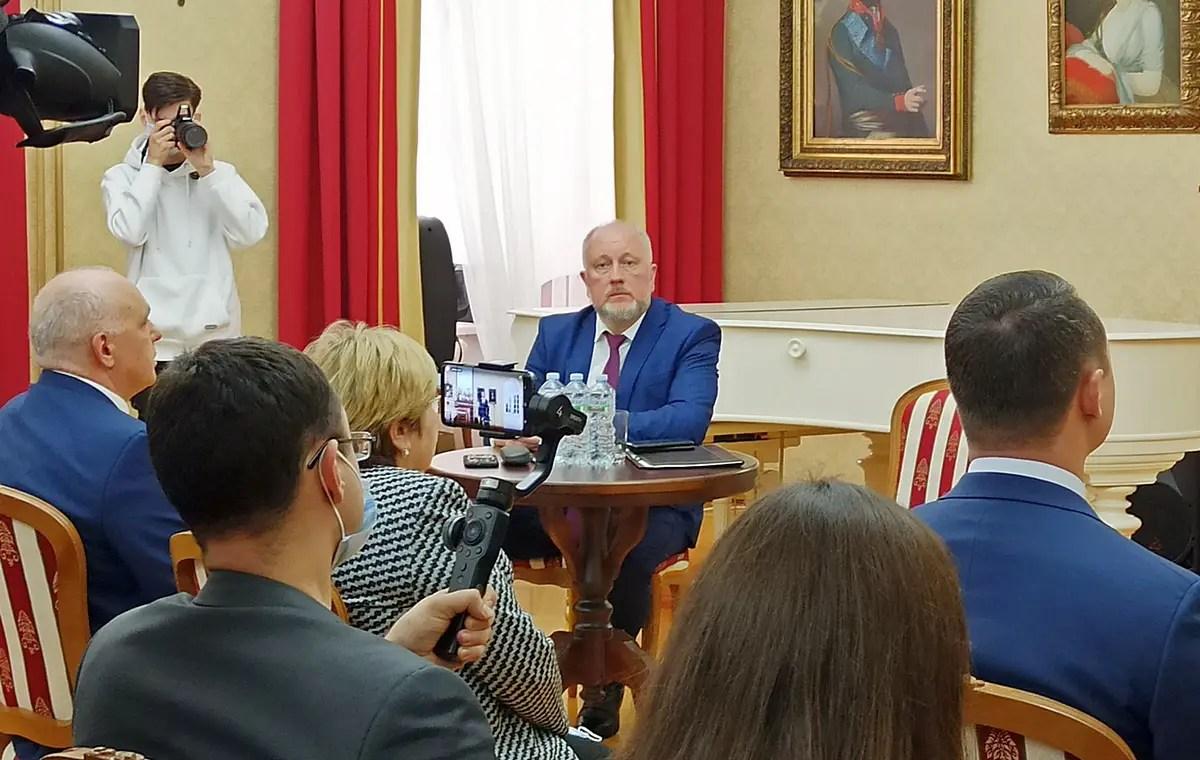 Сергей Рыбаков: «Состояние Золотых ворот критическое. Надо спасать»
