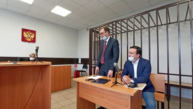 Белов Сидорко КПРФ суд