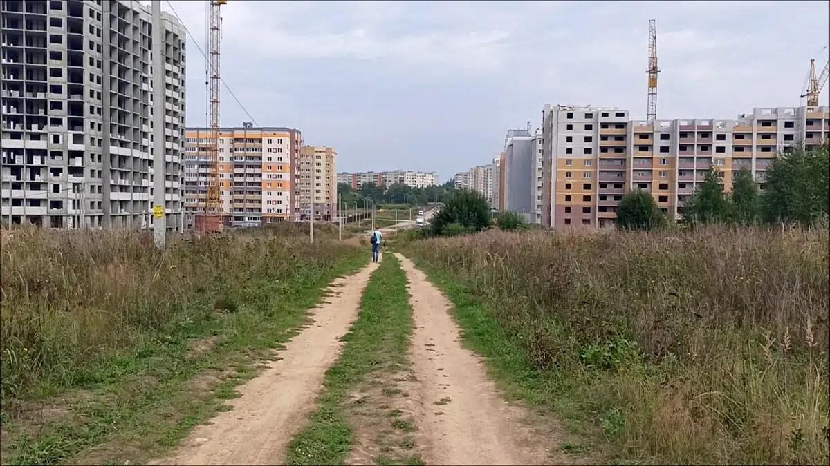 Дороги в Юрьевце построят к 2025 году