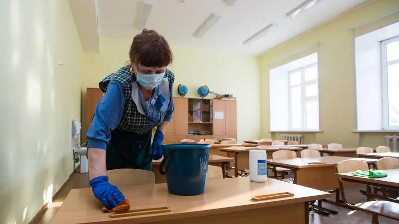 526 владимирских школьников перешли на дистанционное обучение