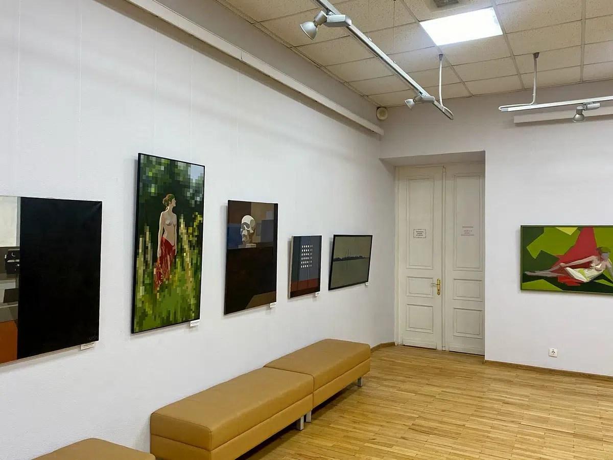 Как понимать современное искусство? Выставка владимирского художника Сергея Евграфова