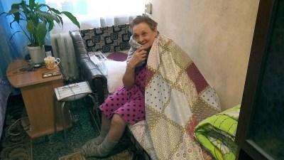 В Кольчугино инвалида поселили на второй этаж общежития. Женщина 10 лет не выходила на улицу