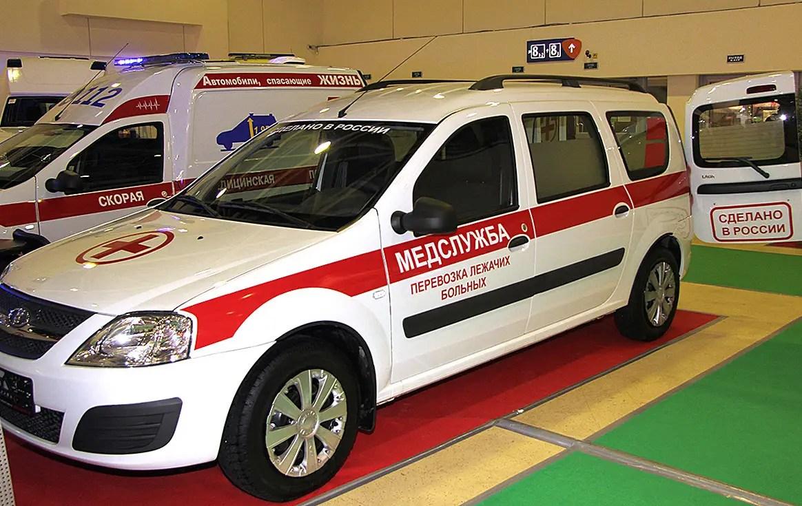 Владимирские больницы и поликлиники получат 51 автомобиль