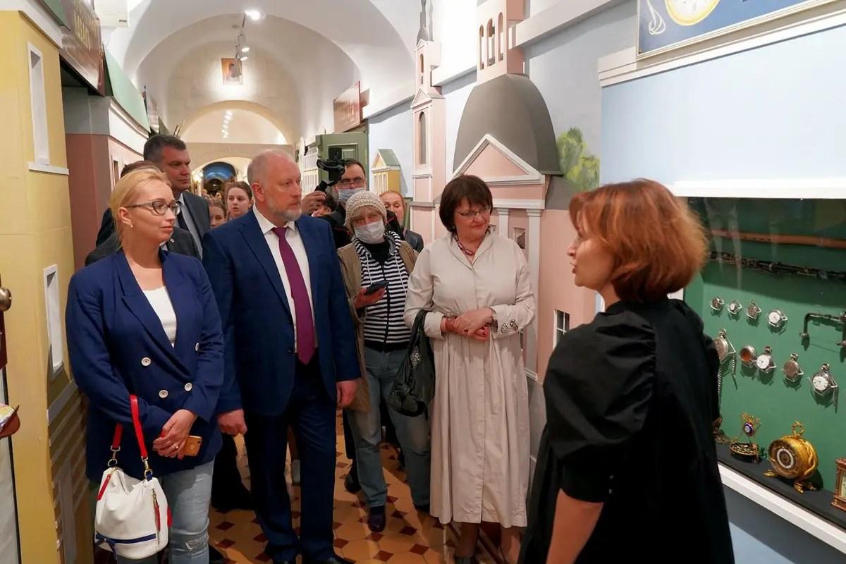 Сергей Рыбаков не будет менять Светлану Мельникову в фонде развития ВСМЗ