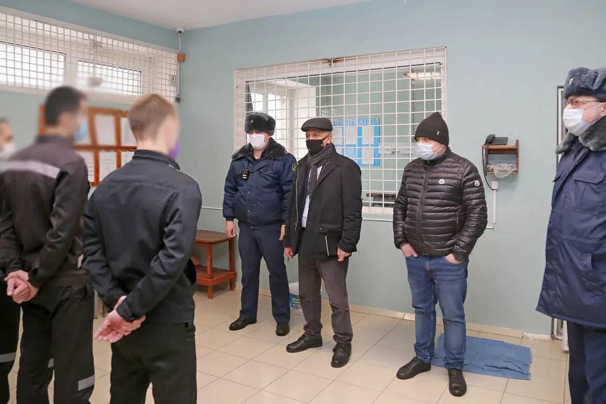 ОНК: во Владимирской области права заключенных не нарушаются