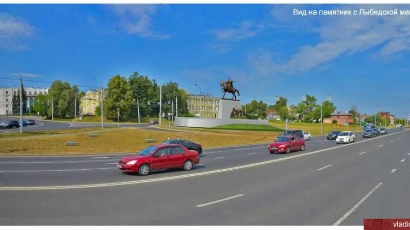 Памятника Андрею Боголюбскому на Спасском холме не будет