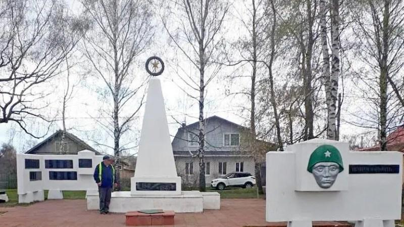 Местные власти забросили воинские мемориалы во Владимирской области