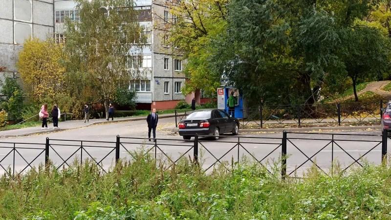 Белый дом поддержал сохранение «народного перехода» на улице Сперанского