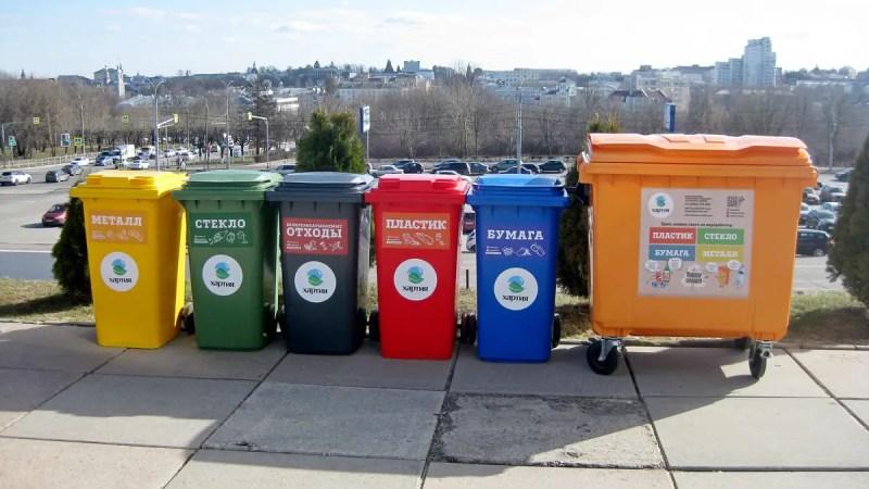 Сипягин признал отсутствие в регионе раздельного сбора мусора