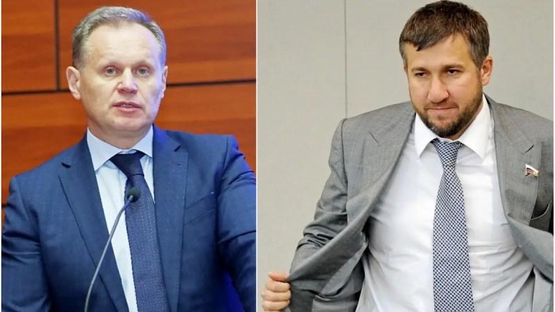 Закупки имени Шевченко, или Кто подставил депутата Аникеева?