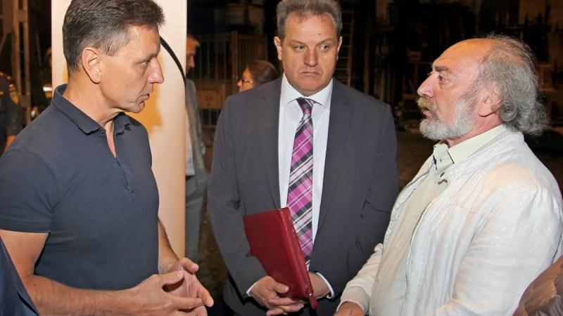 Борис Гунин не виноват в пожаре в драмтеатре