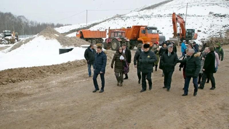 Белый дом в суде защитит Владимирскую область от московского мусора