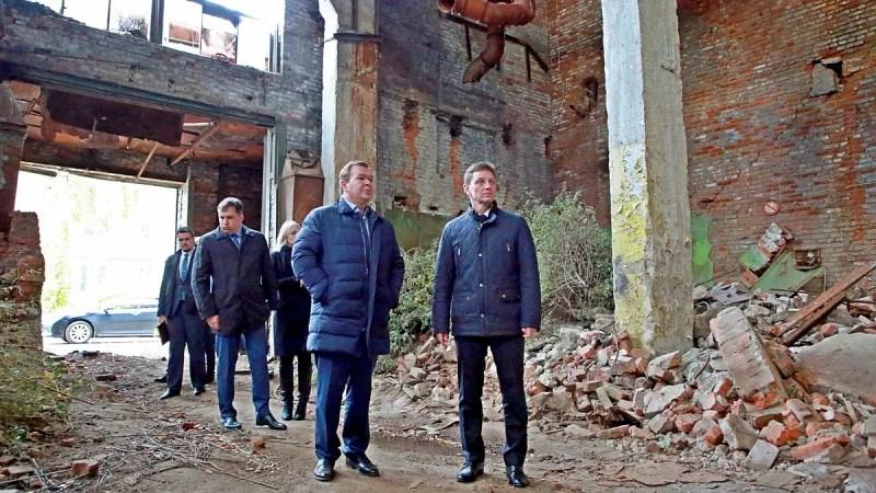 «Владимирскому моторо-тракторному заводу» списали 70 миллиардов долгов