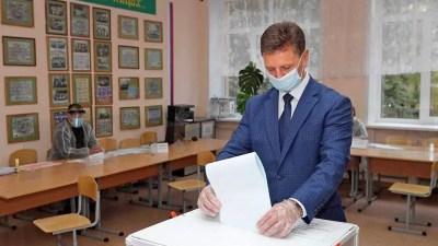 Судьба Владимира Сипягина после выборов станет известна в пятницу