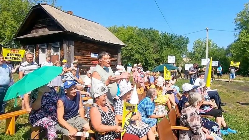 В Меленковском районе хотят построить завод по переработке московского мусора