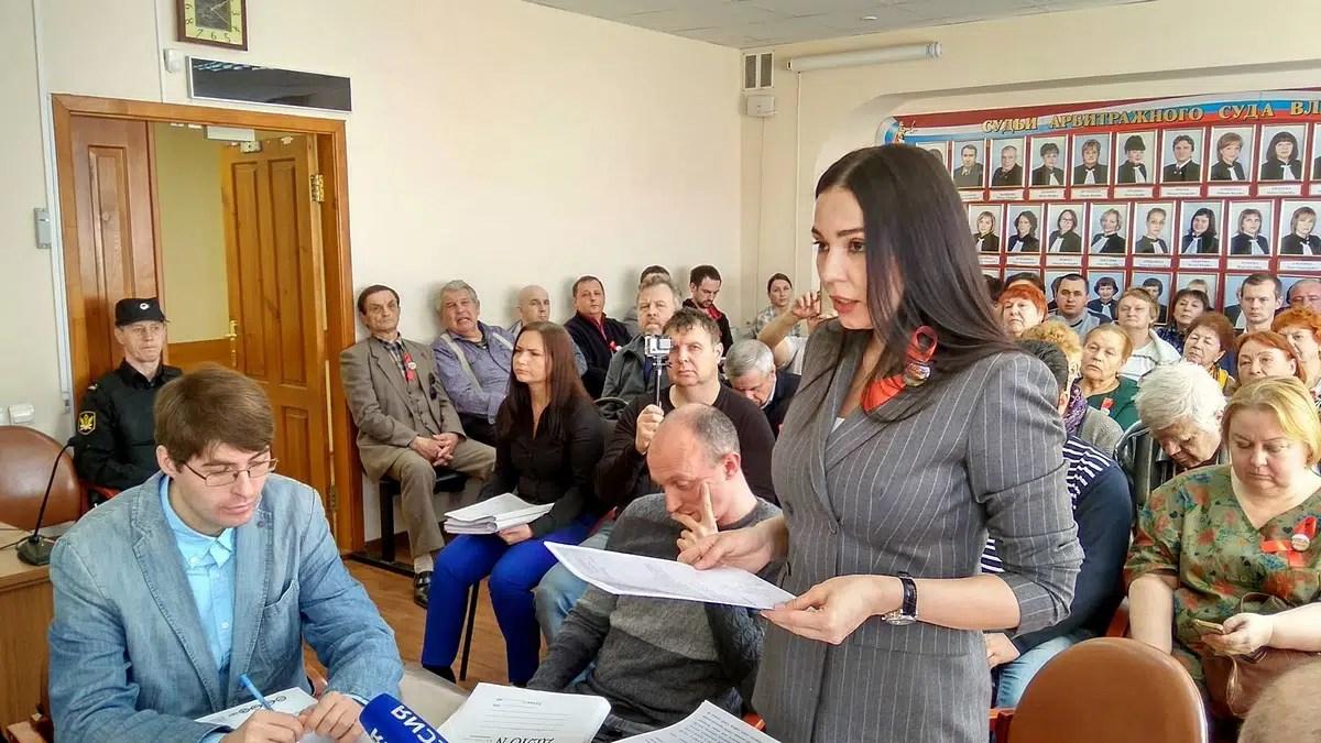 Депутат Татьяна Гусева обратилась в генпрокуратуру, СКР и ФСБ в связи с обходом Киржача