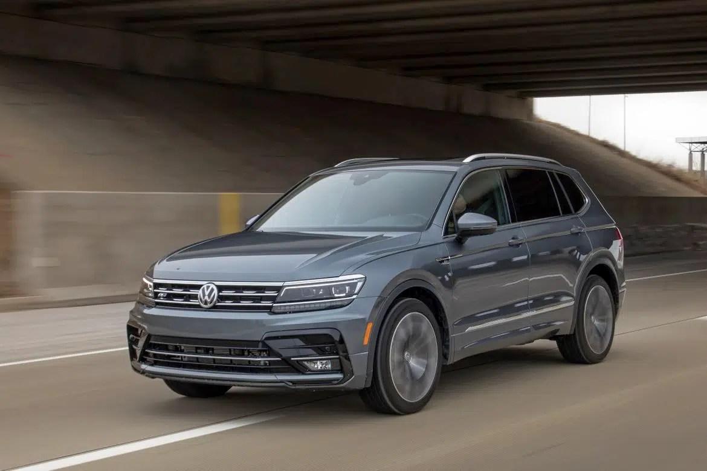 Ковровский колледж закупает Volkswagen Tiguan за 2,3 млн рублей