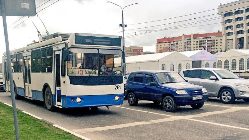 Мэрия Владимира возродит 13-й троллейбус?