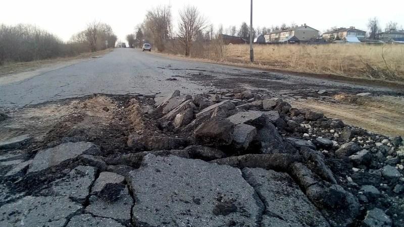 Кто восстановит убитые строительством трассы М-12 дороги?