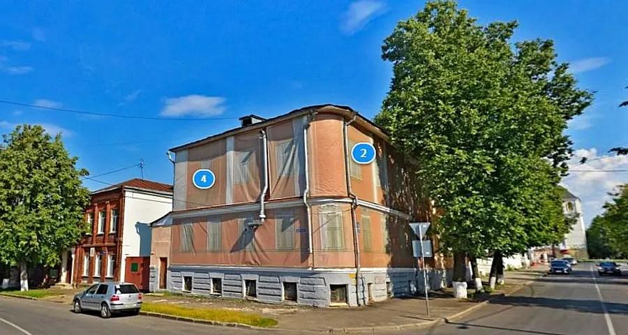 В центре Владимира снесут здания противотуберкулезного диспансера