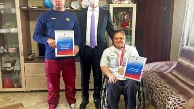 Владимирские олимпийцы получат премии по 3 млн рублей