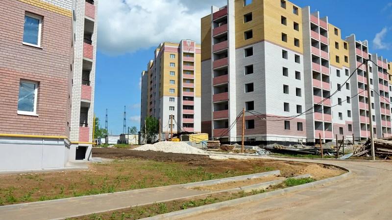 «Вертикаль» передаст дольщикам из Веризино еще 7 квартир